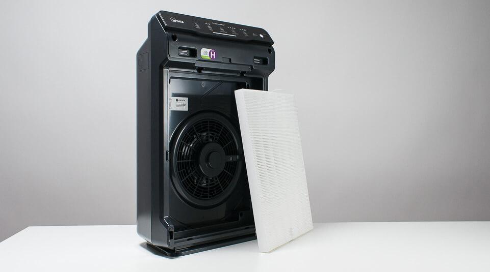 dust air purifier