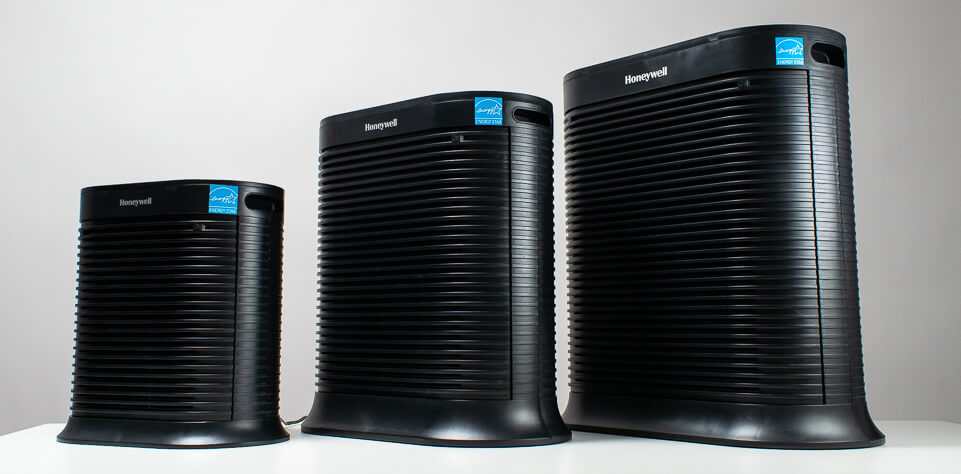 honeywell air purifiers