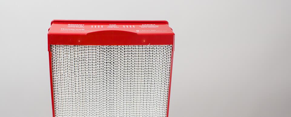 permanent air purifier filter