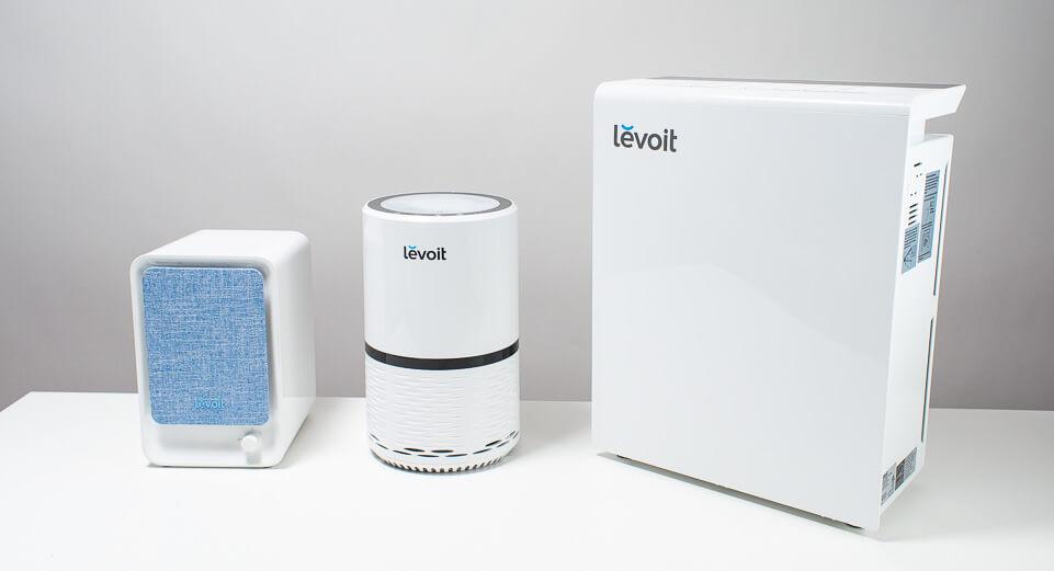 portable air purifiers
