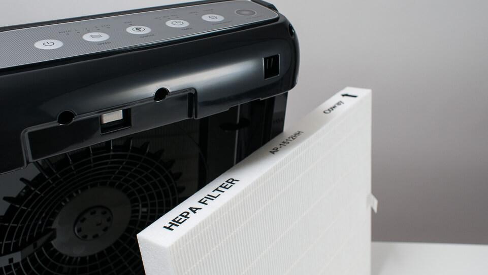 smoke air purifier