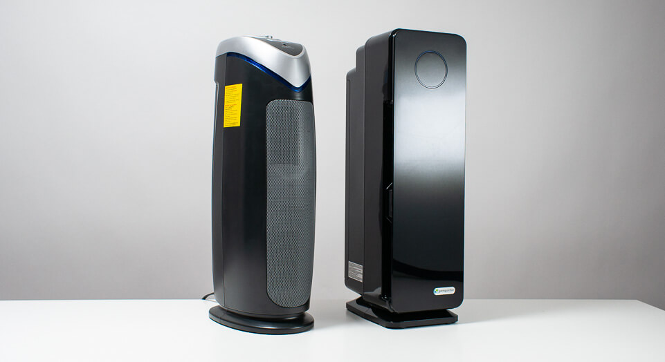 tower air purifiers